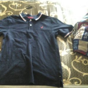 A nautica button shirt